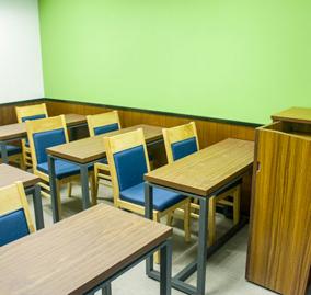 上海新东方GRE小班教室