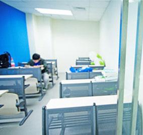 上海新东方GRE自习室
