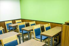 新东方托福小班教室